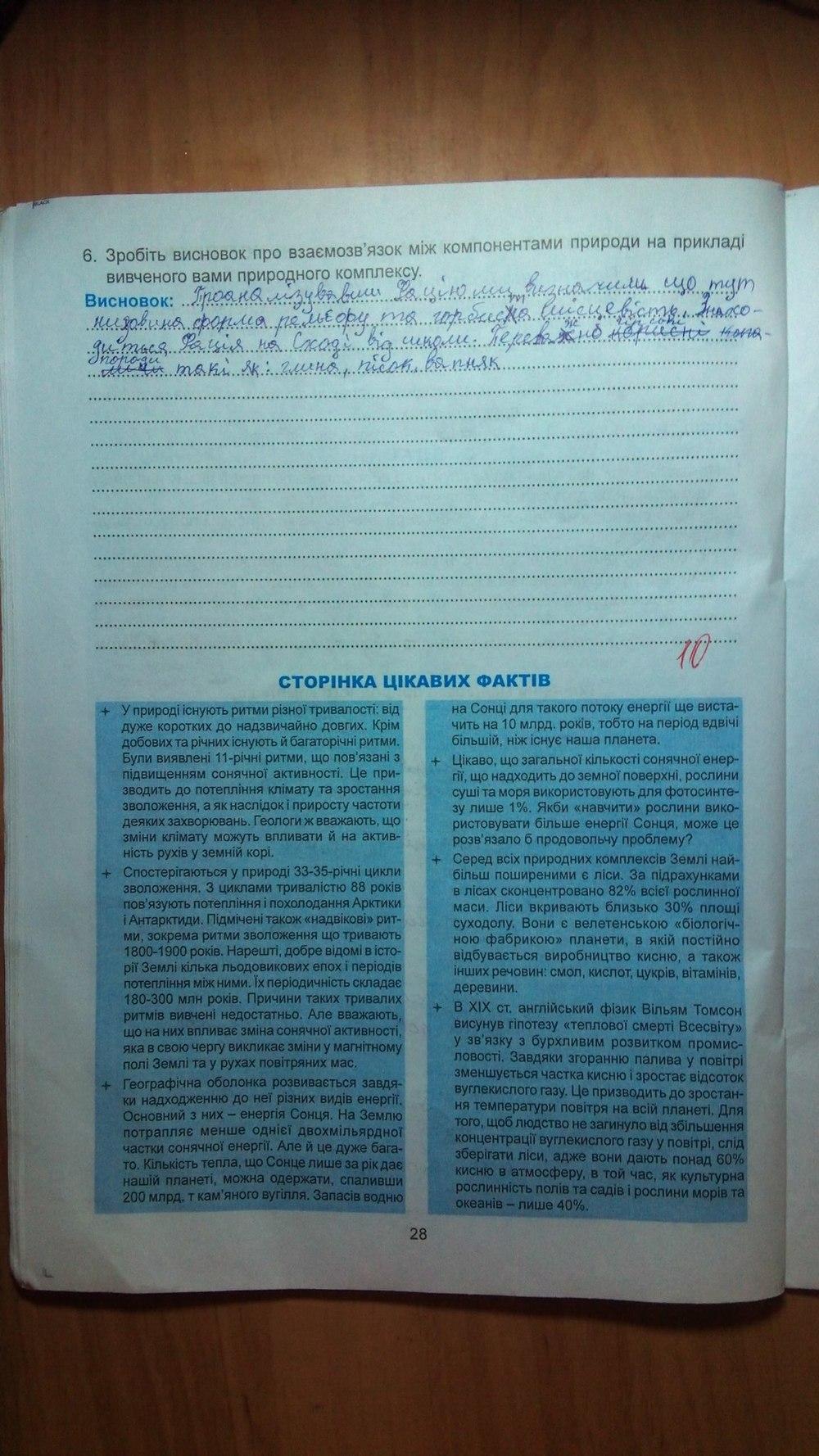 Гдз Практикум З Географії 7 Клас Відповіді Пугач