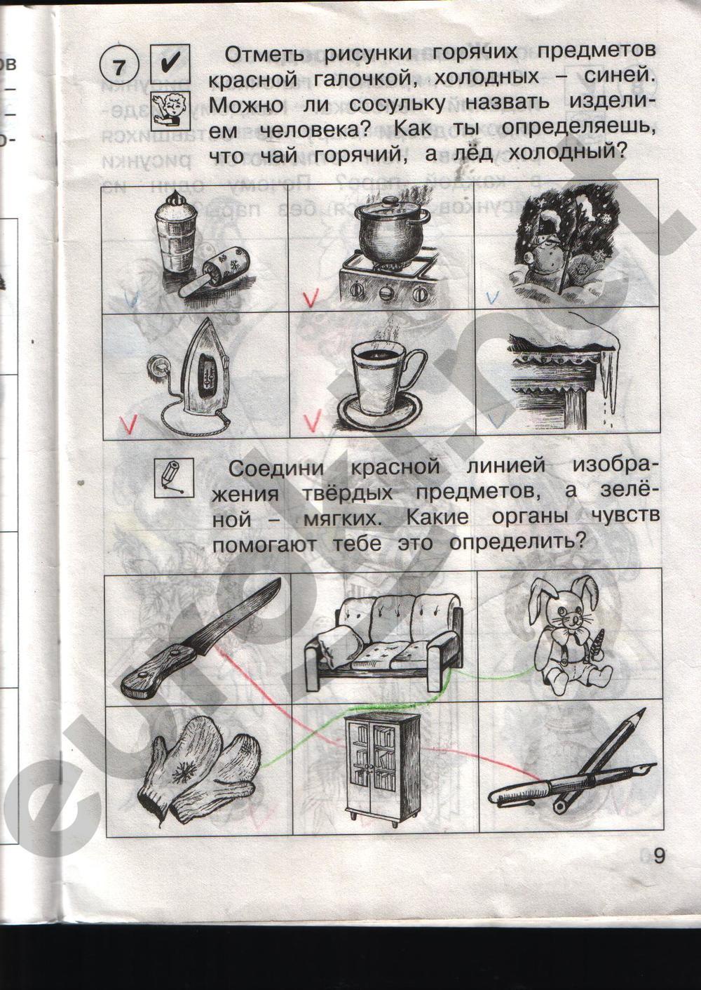 Гдз 1 Класс По Окружающему Миру Федотова Трофимова Трофимов