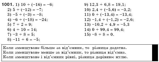 Гдз 1001