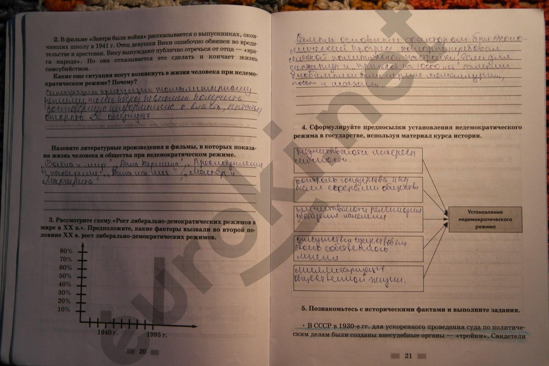 Решебник По Обществознание 9 Класс Кравченко Рабочая Тетрадь