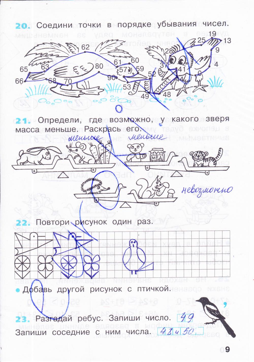 Решебник По Математике 2 Класс 3 Часть Бененсон