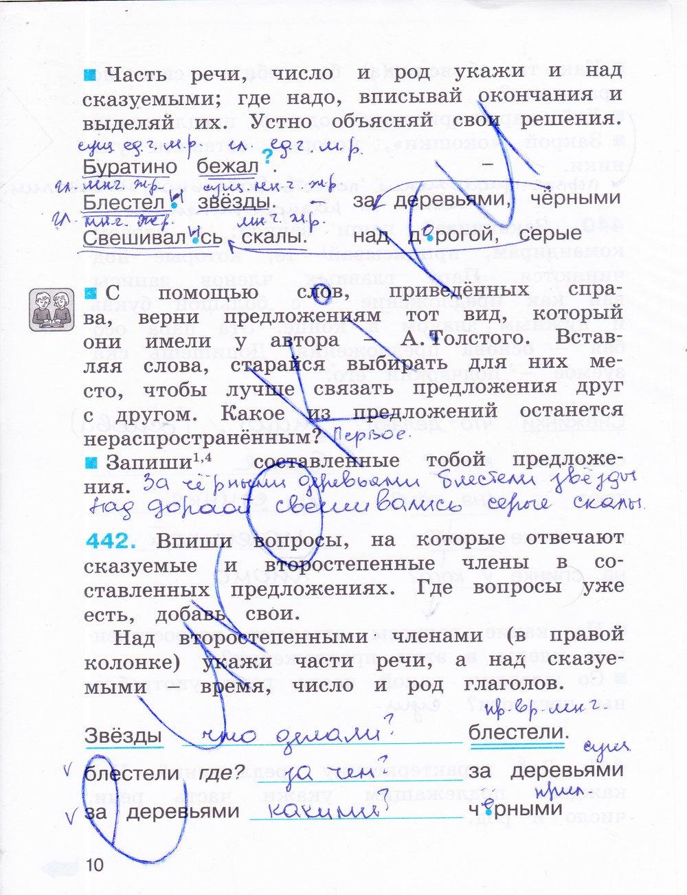 кузьменко гдз решебник 2 класс языку по русскому ответы гдз 3 соловейчик часть