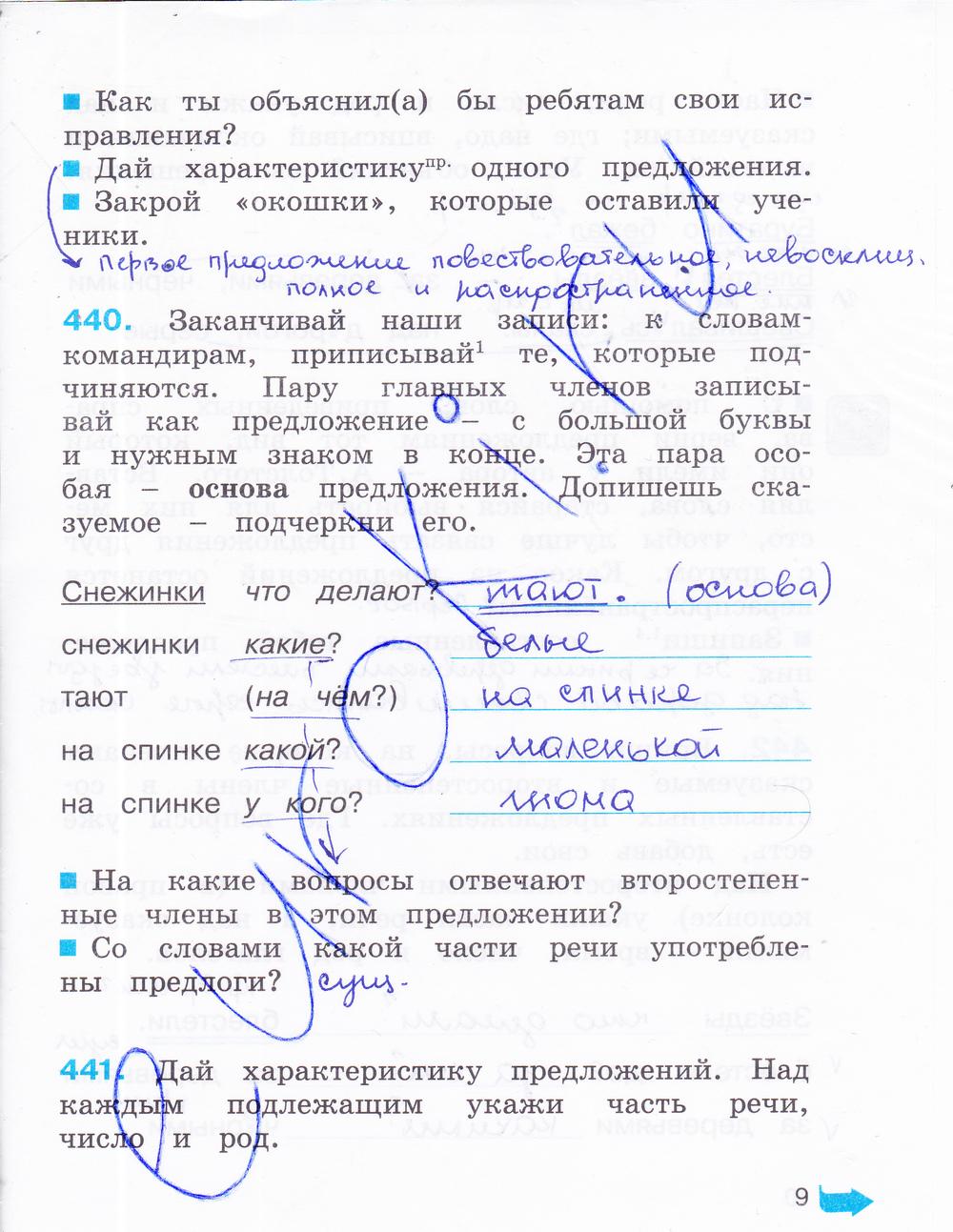 языку ответы соловейчик гдз решебник 3 гдз часть русскому 2 по кузьменко класс