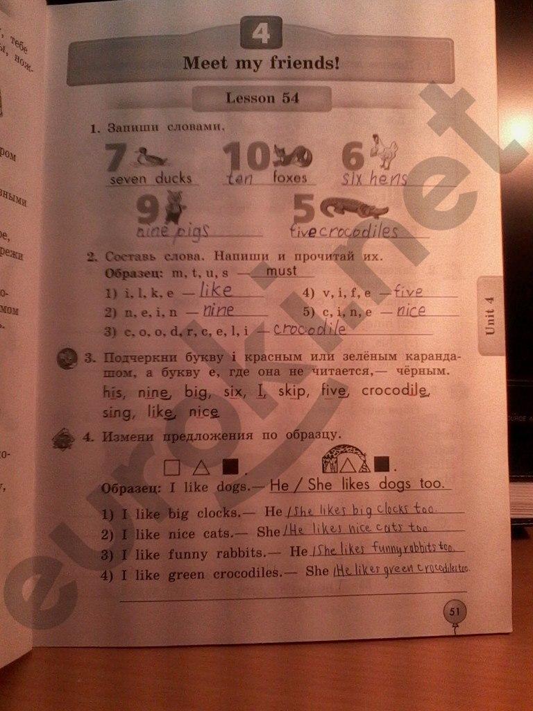 навигация: Каталог гдз по английскому 2 класс рабочая тетрадь биболетова Интернете