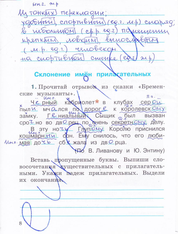гдз от путина 4 класс по русскому языку хохлова