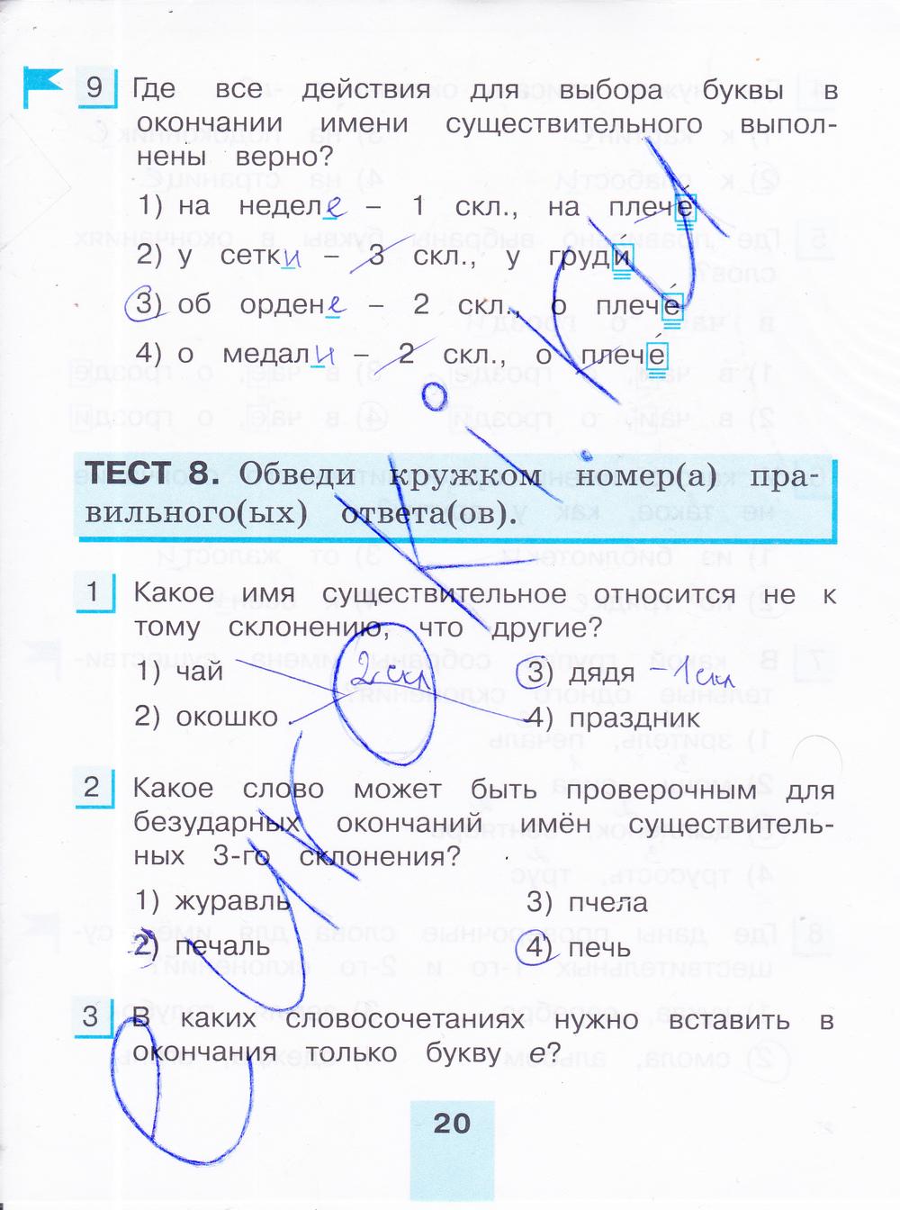 Гиа Гдз Т.а Корешкова