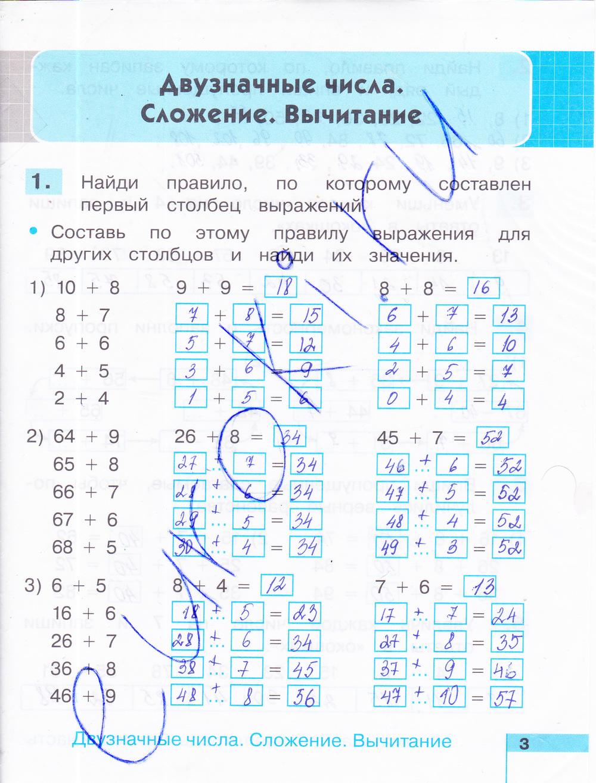 решебник для 2 класса по математике истомина