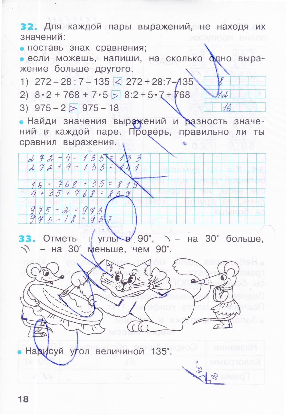 гдз по математике 1 класс рабочая тетрадь бененсон