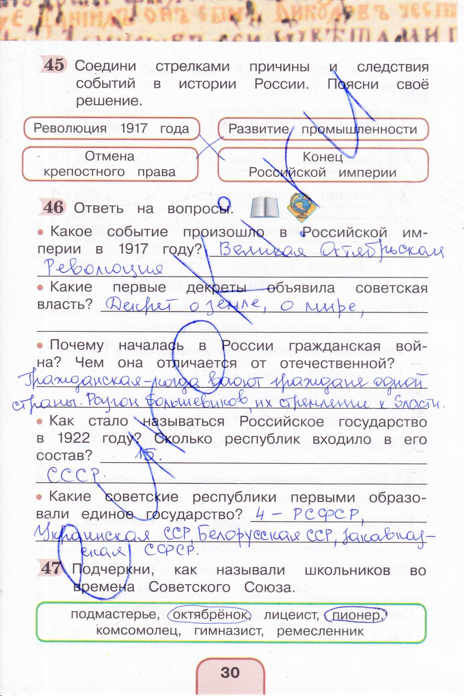 Гдз От Путина 4 Класс По Окружающему Миру Поглазова