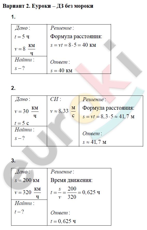 Громцева физика 7 класс решебник