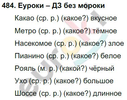 русский язык 2 класс соловейчик кузьменко решебник