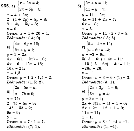 Гдз математика 7 клас в.кравчук