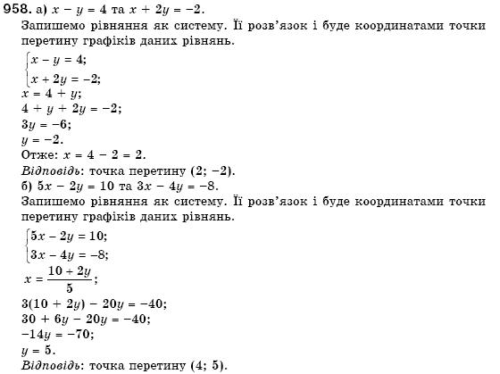 Гдз Алгебра 7 Клас 2007 Кравчук Янченко