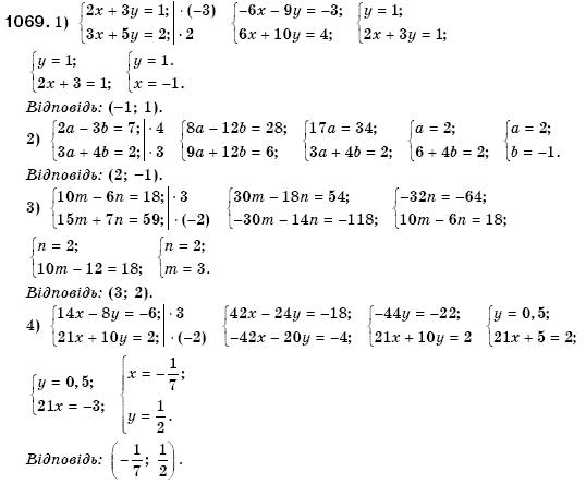 гдз по алгебре 7 2007