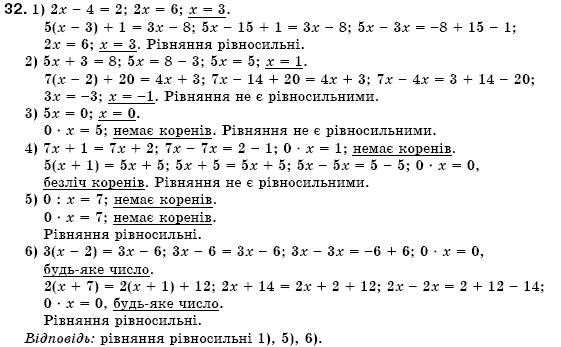 гдз з алгебри 8 клас о.с.істер завдання для перевірки знань