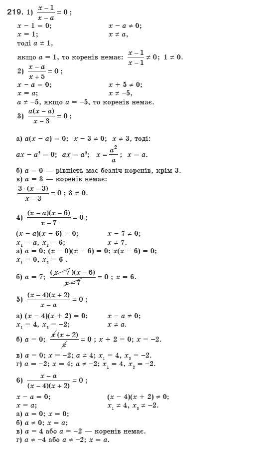 для по мерзляк решебник математике 8 класса