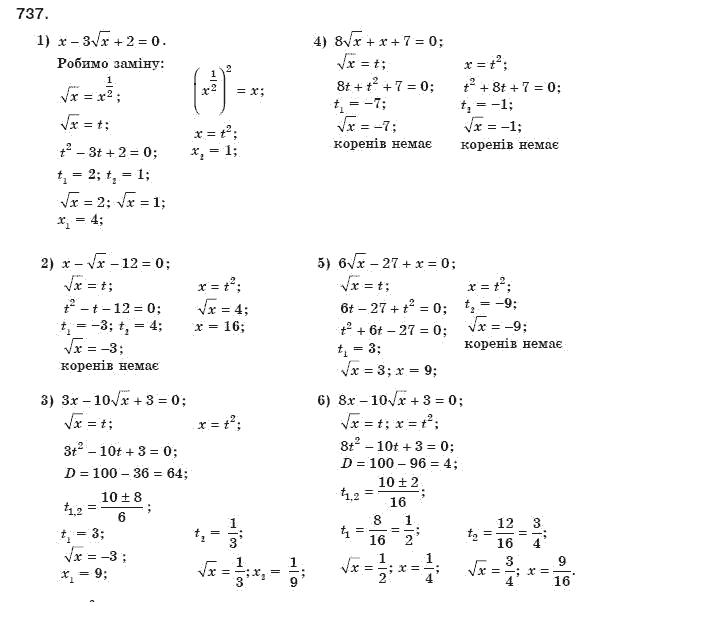 Гдз по алгебрі а г мерзляк 8