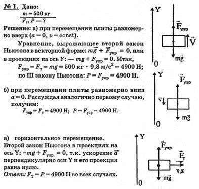 ГДЗ Решебник Физика 9 класс дидактические материалы Марон А.Е.