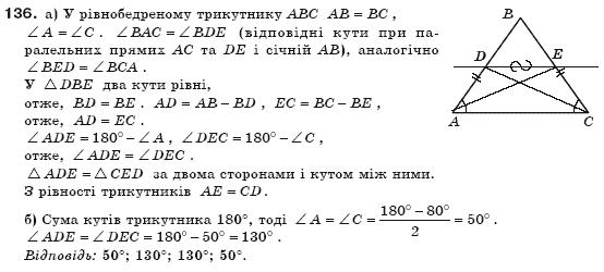 Гдз з геометрия 8 класс ершова